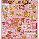 San-X Rilakkuma Forest Series Sticker - #402
