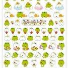 San-X Tsuginohi Kerori Mark Seal Collection Sticker - #805