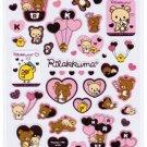 San-X Rilakkuma Heart Series Sticker - #302