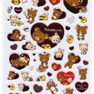 San-X Rilakkuma Heart Series Sticker - #301