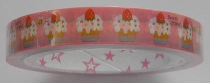Mind Wave Decorative Tape - Sweets