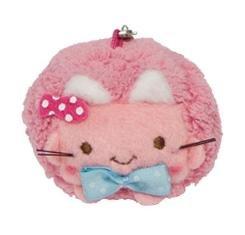 Hannari Tofu Cat Collection Cell Phone Strap - Momo
