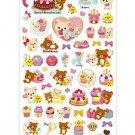 San-X Rilakkuma Sweets Series Sticker - #902