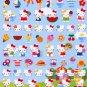 Sanrio Hello Kitty Petite Sticker - Summer Picnic