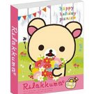 San-X Rilakkuma Happy Holiday Picnic Series Sticky Notes - #601
