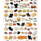 San-X Kutusita Nyanko Recipe Series Sticker - #701