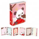San-X Chocopa Sticky Flap Memo Book - #801