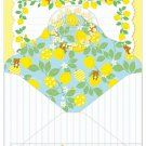 San-X Rilakkuma Fresh Lemon Series Letter Set