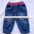 100% NEW Girls Jean - SUN-O Children's Wear