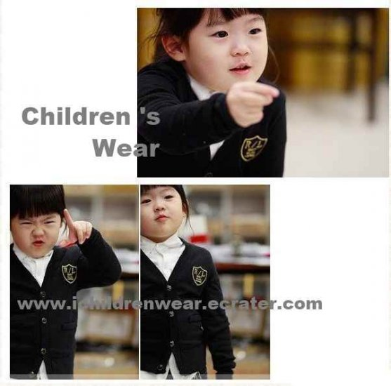 100% NEW Girls Sweater - Korea Children's Wear