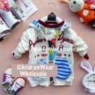 100% NEW Unisex White Zip Hoodies - Wholesale Children's Wear