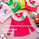 100% NEW Girls Top pink - Wholesale Children's Wear