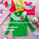 100% NEW Girls Top Green - Wholesale Children's Wear