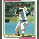 1974 Topps baseball set # 20 Nolan Ryan HOF California Angels