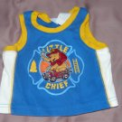 INFANT BOY'S WINNIE THE POOH TANK TOP SIZE 3-6M