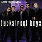 Backstreet Boys - Everybody - CD Single