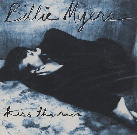 Billie Myers � Kiss the Rain - CD Single