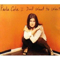 Paula Cole - I Don't Want to Wait - CD Single