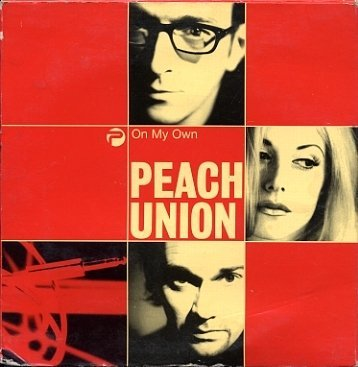 Peach Union - On My Own - CD Single