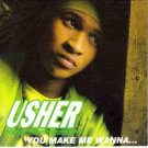 Usher - You Make Me Wanna - CD Single