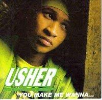 Usher - You Make Me Wanna - CD Single
