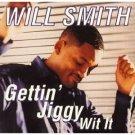 Will Smith - Gettin Jiggy Wit It - CD Single