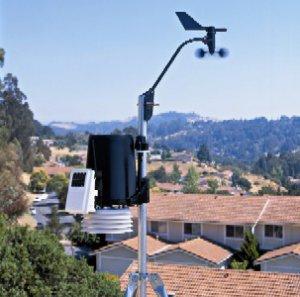 Davis Vantage Pro-2 Plus Wireless Weather Station 6162