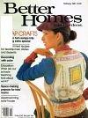 Better Homes & Gardens Magazine - February 1981