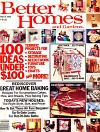 Better Homes & Gardens Magazine - March 1985