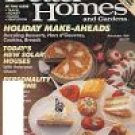 Better Homes & Gardens Magazine - November 1986