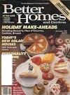 Better Homes & Gardens Magazine - November 1986