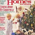 Better Homes & Gardens Magazine - December 1986