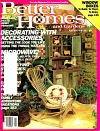 Better Homes & Gardens Magazine - April 1987