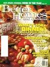 Better Homes & Gardens Magazine - September 1990