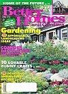 Better Homes & Gardens Magazine - April 1992