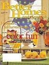 Better Homes & Gardens Magazine - October 1994