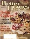 Better Homes & Gardens Magazine - November 1994