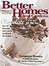 Better Homes & Gardens Magazine - September 2000