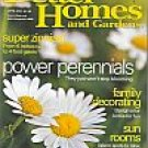 Better Homes & Gardens Magazine - April 2001