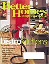 Better Homes & Gardens Magazine - March 2002