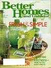 Better Homes & Gardens Magazine - March 2004