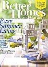 Better Homes & Gardens Magazine - June 2008