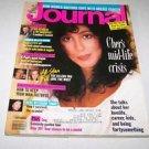 Ladies Home Journal Magazine - July 1989 - Cher