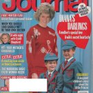 Ladies Home Journal Magazine - February 1990 - Princess Diana's Darlings