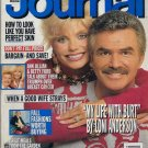 Ladies Home Journal Magazine - September 1991 - Delta Burke