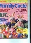 Family Circle Magazine -  April 5, 1988