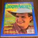 Country America Magazine - February 1991 - Garth Brooks