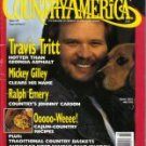 Country America Magazine - March 1992 - Travis Tritt