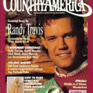Country America Magazine - January 1992 - Randy Travis