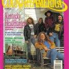 Country America Magazine - September 1991 - Kentucky Headhunters